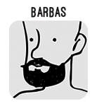 boton barbas