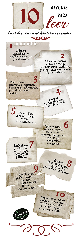 10 razones para leer