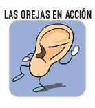 las orejas en accion