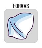 formas boton