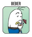 boton beber